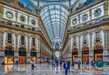 Tour di Milano a piedi